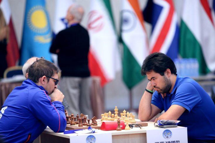 FIDE World CUP 2017 - R2 Nakamura-Bruzon (Karlovich)