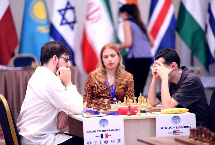 FIDE World CUP 2017 - R3 MVL-Lendermann (Karlovich)
