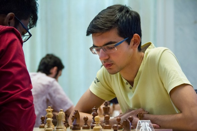 FIDE World CUP 2017 - R3 TB Sethuraman-Giri (Chess-news.ru)