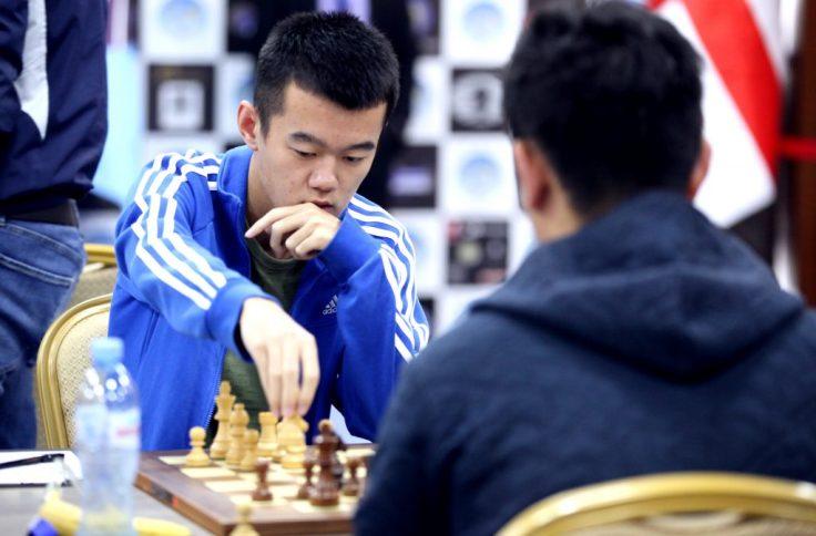 FIDE World CUP 2017 - R4 Ding Liren (Karlovich)