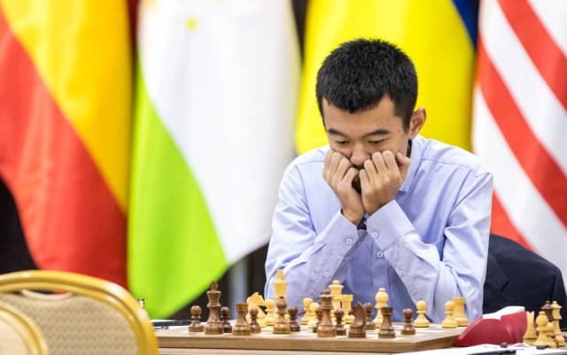 FIDE World CUP 2017 - R5 Ding Liren (Emelianova)