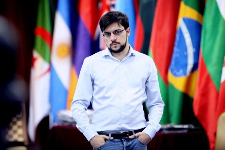 FIDE World CUP 2017 - R5 MVL (Karlovich)