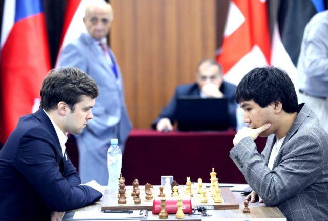 FIDE World CUP 2017 - R5 So-Fedoseev (Karlovich)