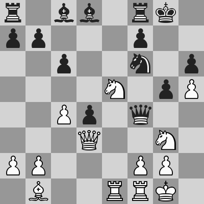 FIDE World CUP 2017 - R7 R1 Aronian-Ding Liren dopo 18. Ce5