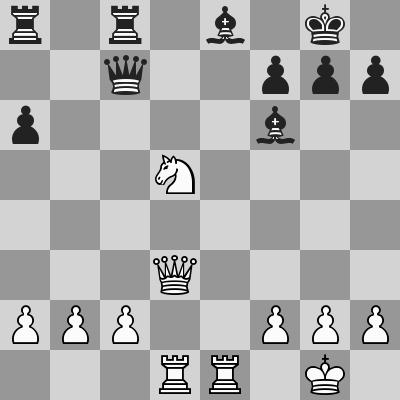 Karjakin:Osipov-Averbakh:Zukhov dopo 20.Cxd5