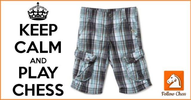 Keep Calm and Play Chess (FollowChessApp)