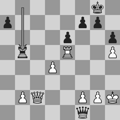 Mamedyarov-Kuzubov - R2, R1 dopo 38. ... Txb5