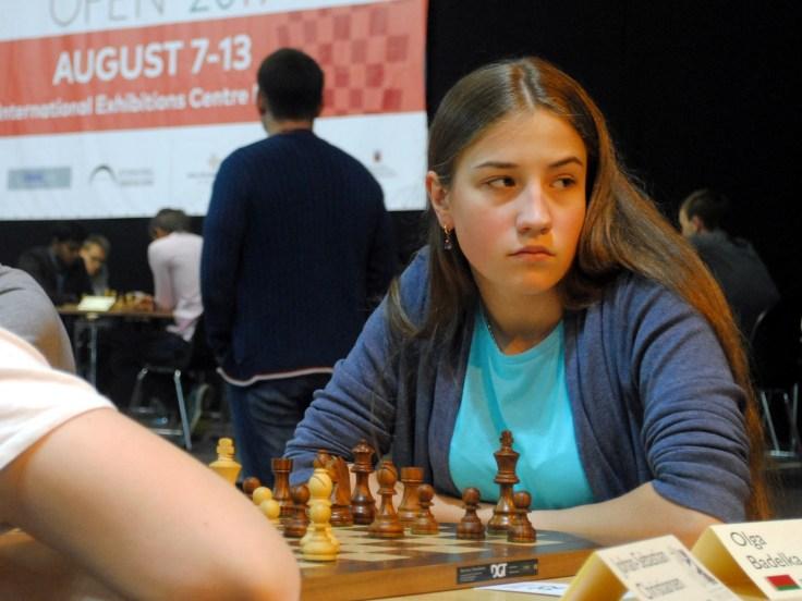 Olga Badelka, Riga