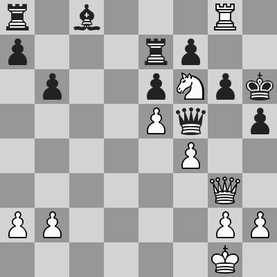 Grischuk-Vachier Lagrave dopo 23. ... Rh6