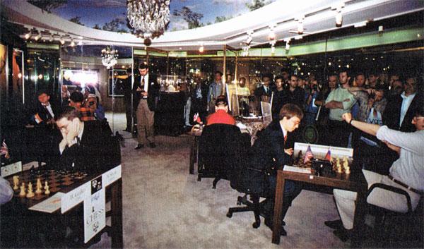 PCA Candidates 1994, New York