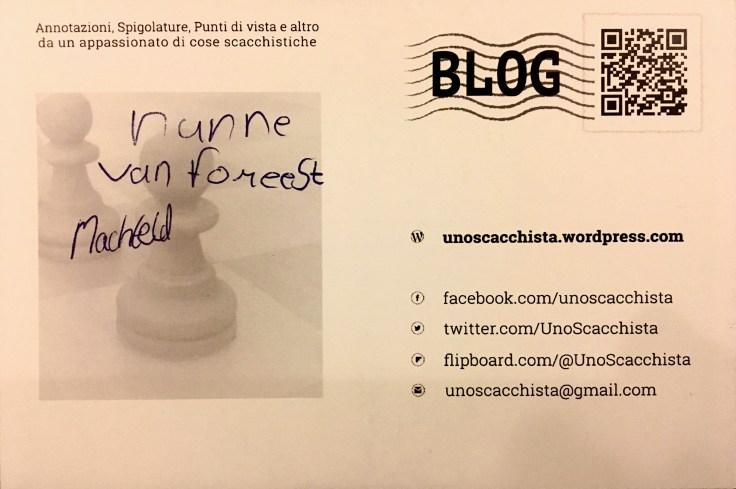 Cartolina Van Foreest