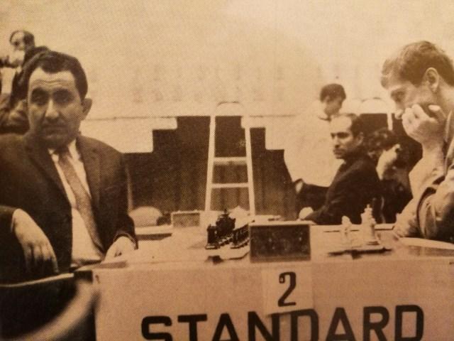 Il match del secolo - Fischer-Petrosian