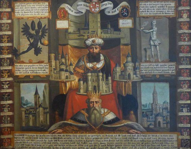 Trebeta-Trier-Gründung