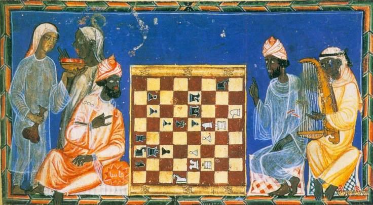 Alfonso X, Libro de Ajedrez, Dados y Tablas, 1283