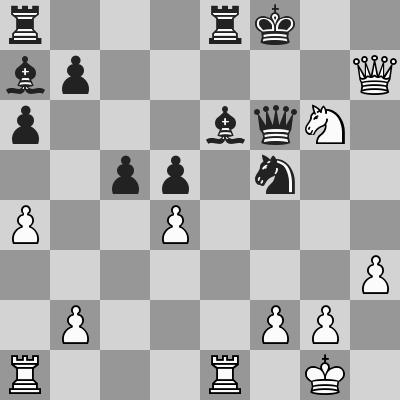 Anand-Leko, Rapid 2° turno, dopo 29. Cg6+