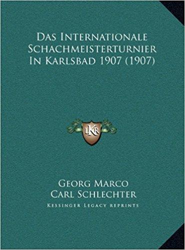 Libro Karlsbad 1907