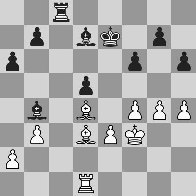 Carlsen-Giri, Tata 2018 (TB1), dopo 29. ... Ad7