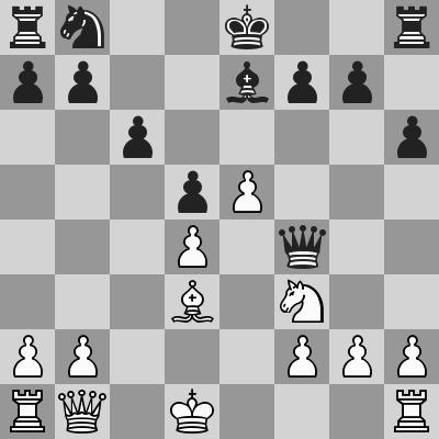 Carlsen-So, Tata 2018 (10), dopo 14. Ad3