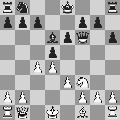 Carlsen-So, Tata 2018 (10), dopo 9. ... Dxf6