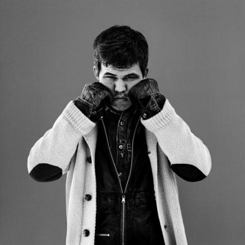 G-RAW Carlsen boxeur
