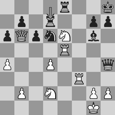 Goryatchkin-Bosiocic, R1, dopo 30. ... Td7?
