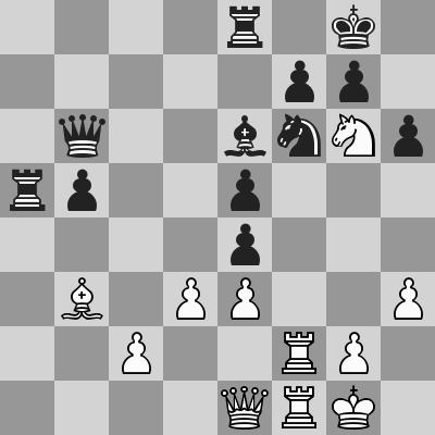 Candidates 2018 - R10, Kramnik-Aronian dopo 25. ... Ae6