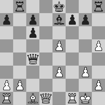 Candidates 2018 - R10, Mamedyarov-Caruana dopo 16. gxh5