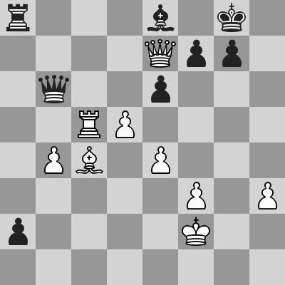 Candidates 2018 - R12, Mamedyarov-Ding Liren dopo 38. ... a2