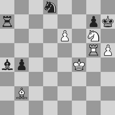 Candidates 2018 - R9, Caruana-Ding Liren dopo 65. ... Cd8