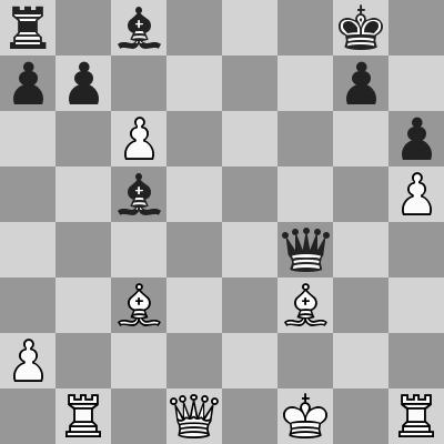 Candidates 2018 - R9, Karjakin-Kramnik dopo 23. Af3
