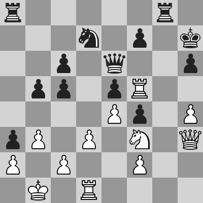 Anand-Grischuk, Rapid R8, dopo 26. ... Tg8