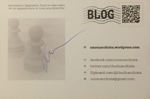 Autografo Caruana