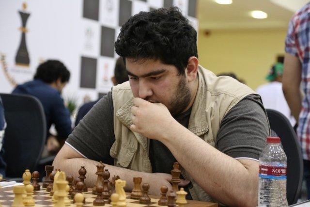 Sharjah18 - Parham Maghsoodloo