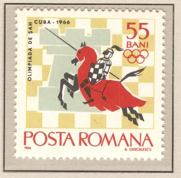 116 - Ajedrez-Chess Tomo-Volume I - Romania - 1966 - 3