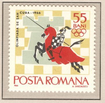 116 - Ajedrez-Chess Tomo-Volume I - Romania - 1966 - 3