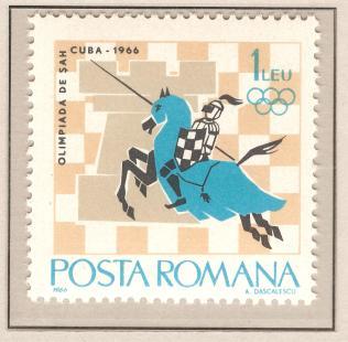 117 - Ajedrez-Chess Tomo-Volume I - Romania - 1966 - 4
