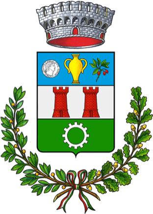 Stemma del comune di Curno, in provincia di Bergamo
