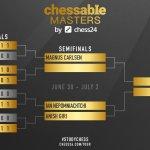 Chessable Masters: Carlsen e Nepo danno spettacolo
