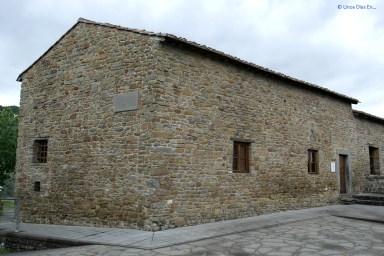 Leonardo's birth house