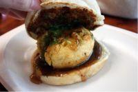 ウァダー・パーウのレシピは?インド風のハンバーガーは肉がない?
