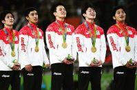 リオ五輪「歯ブラシ立て?」の正体はメダルスタンド!オリンピックでメダルと一緒に貰った歴代の記念品は?