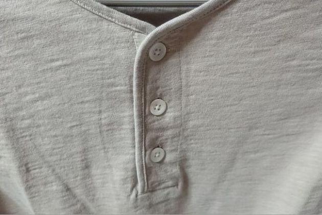 RAGEBLUE「スラブヘンリーネックTシャツ」購入レビュー!サイズ感は?