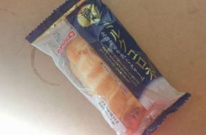 ヤマザキ「濃厚ミルクコロネ」カロリー・感想は?牛乳と合う?