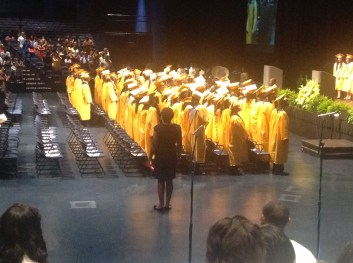 McMain Graduating class of 2013