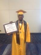 Graduate 2013 Ralph F.
