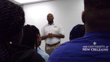 Mr. Glover LOC