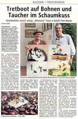 Kreiszeitung – 12.08.2014