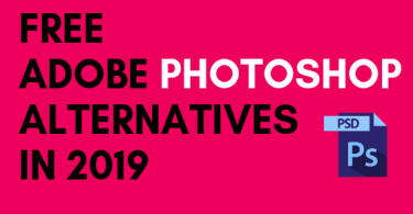 Free Adobe Photoshop Alternatives In 2019