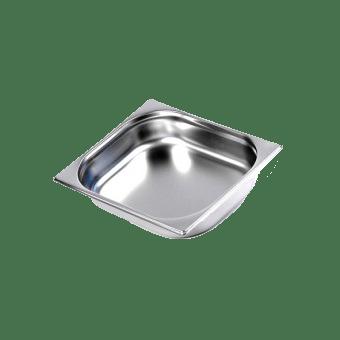 Гастроемкость из нержавеющей стали EWT INOX GN1/2-65