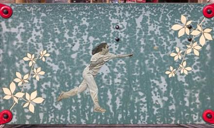 Corre, corre – Grafiti